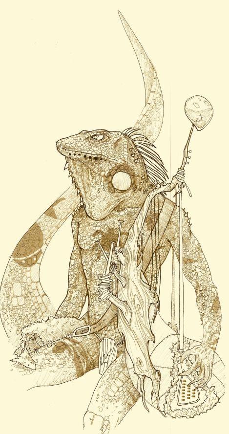 Illustration de Céline Lacomblez