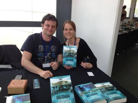 Avec Emmanuelle Cresp